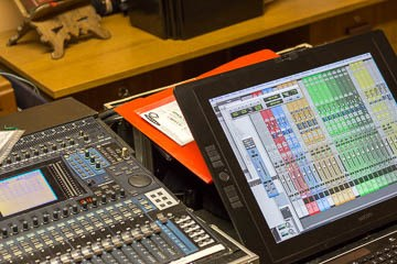 Station ProTools HD2 - Concert 16 Canaux